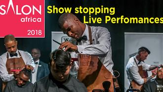 Salon Africa at Gallagher Estate, 2-3 September