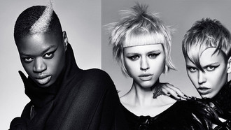 Styles: Southern Hairdresser of the Year by Thomas Hill, UK