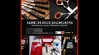 Wicked Edges - Professional Blade Sharpening Services