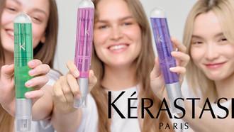 Kérastase Fusio-Dose: A Personalized In-Salon Service
