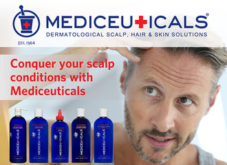 Conquer Scalp Conditions with Mediceuticals