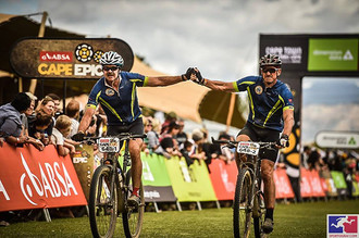 Congrats to Chris Stofberg – Cape Epic Cycle Race Achiever