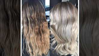 Blonde Transformation by Laurian de Beer Hair, Shelly Beach, KZN