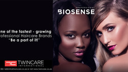 Biosense Professional: South African Owned Professional Haircare Brands