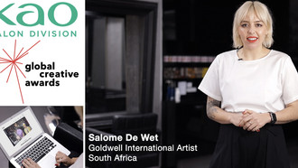 """Salome de Wet's """"How-To"""" Video To Enter the Kao Global Creative Awards: 2 Weeks till Entries Open!"""