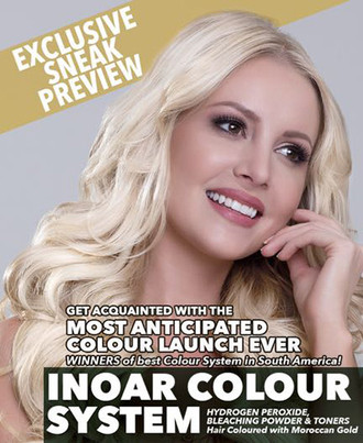 Inoar Launches Argan-Infused Colour System with Incredible Introductory Discounts