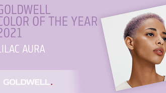 Goldwell Announces Colour of the Year 2021: Lilac Aura