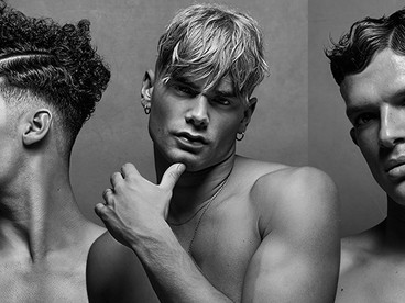 Styles: L'uomo Collection by Christian Rios