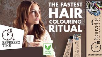Espressotime! The 10-Minute Hair Colouring Ritual
