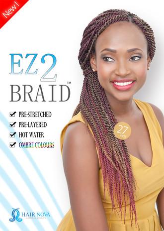 Ombre Braids from Hair Nova