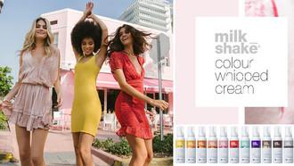 Milkshake Colour Whipped Cream Launches New Shades