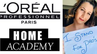 Why L'Oréal Home Academy Has Touched Hairdresser Hearts