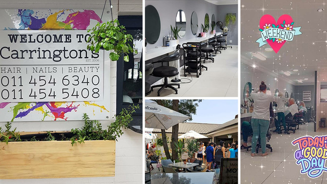 Be Your Own Boss with Carrington's Hair in Bedfordview, JHB