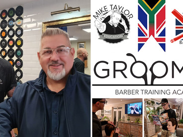 Groomed Academy Interviews Mike Taylor