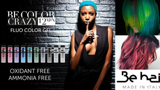 Be Hair Color Crazy: Infinite Shades in only 12 Minutes
