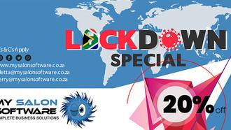 My Salon Software's Amazing Lockdown Specials