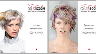 Get Ready to Vote for Goldwell ColorZoom SA Finalists!