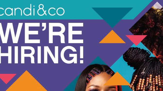 Hairdresser Positions Available at Candi&Co