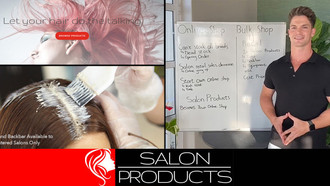 Salon Products: Visit Our Bulkshop for All Your Professional Tint and Backbar Needs