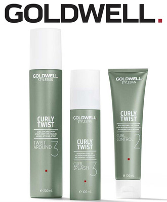 New Goldwell StyleSign - Curly Twist