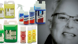 Isjon: Suppliers of Salon Disinfectant Products