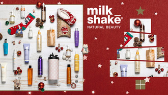Milkshake Festive Greetings to the Industry