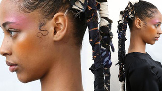 Natural Hair Trends: Have Fun with Fabrics