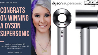 L'Oréal Access and Dyson Supersonic Competition Winner Announced