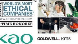 Record-Setting Kao is in World's Most Ethical Companies for 15th Consecutive Year