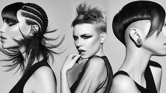 Styles: Iconic Collection by Thomas Hills, Director: TH1 Hair, Surrey, UK