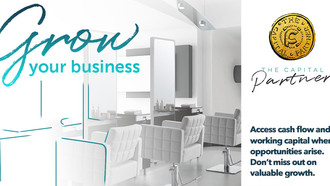 The Capital Partner: Financing Salon Moves, Upgrades and Expansion