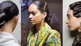 Winter Styling Trends: Power Ponytails