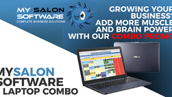 Add More Muscle and Brain Power with the Power Combo from My Salon Software