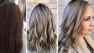Blonde Transformation from Hair by Anri, Krugersdorp