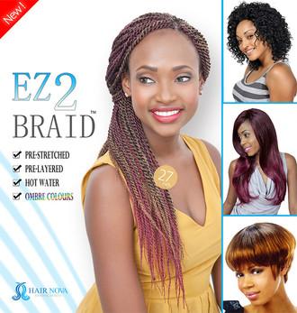 Hair Nova: Trendy, Quality Weaves, Wigs & Braids