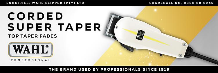 Wahl Professional Banner - Super Taper.png