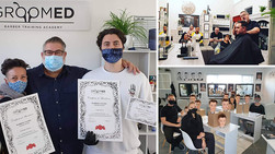 Invest in your Future in Barbering with Groomed Academy