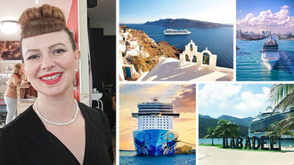 Uncertain Career Landscape? Wait-List for a Cruise Ship Contract and Choose a Seascape!
