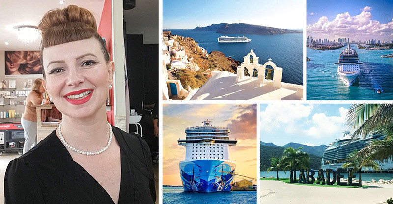 Q&A On Cruise Ship Hairdressing With Steiner Recruitment