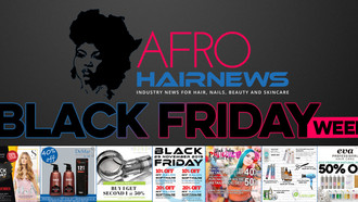 Black Friday Week Specials for Salons: Big Savings on Famous Brands