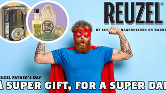 Reuzel® Freebies for Father's Day, Sunday 20 June 2021