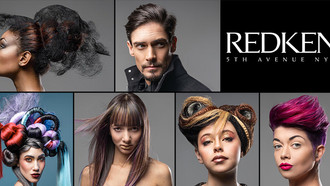Redken Artists Photo Shoot in Cape Town