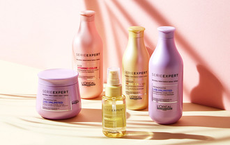New L'Oréal Serie Expert - Packaged for the Future