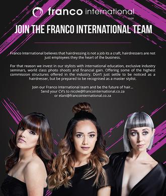 Career Opportunities: Franco International