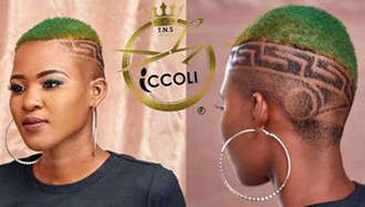 Green Inspiration from Miccoli Hair