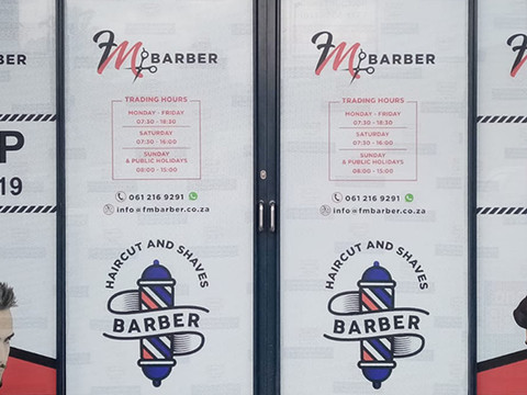 Barber Position Available at Stylish Modern Barber in Krugersdorp
