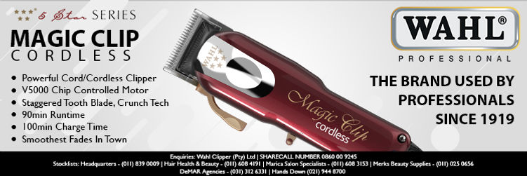 4-Wahl 5-Star Magic Clip Cordless Ad Ban