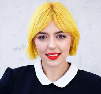 Salome de Wet on Hairdressing