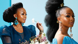 Natural Texture for Curly Hair is On-Trend According to Boity South Africa