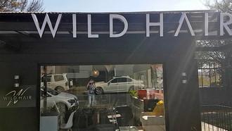 Salon Decor Tour: Wild Hair, Parkhurst, Jhb